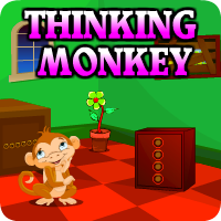 AvmGames Thinking Monkey Escape