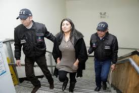hoyennoticia.com, Trasladada Oneida Pinto a la 'Tramacua' de Valledupar