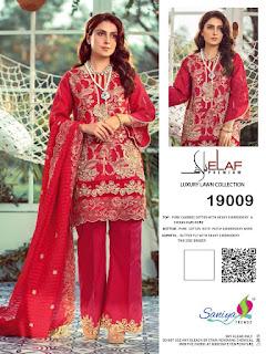 Saniya Trendz Elaf vol 3 Pakistani Suits wholesaler
