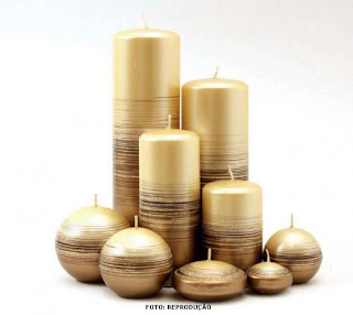 Velas decorativas 5