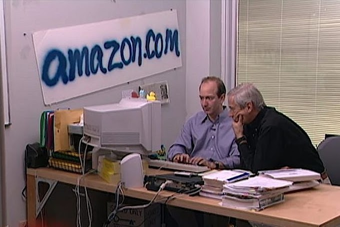 History of Amazon, Starting From an Online Bookstore