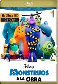 Monstruos a la Obra (2021) Temporada 1 [2/10][[WEB-DL 4K ] [Latino-Inglés] [Google Drive] chapelHD WEB-DL 4K] [Latino-Inglés][Google Drive] chapelHD
