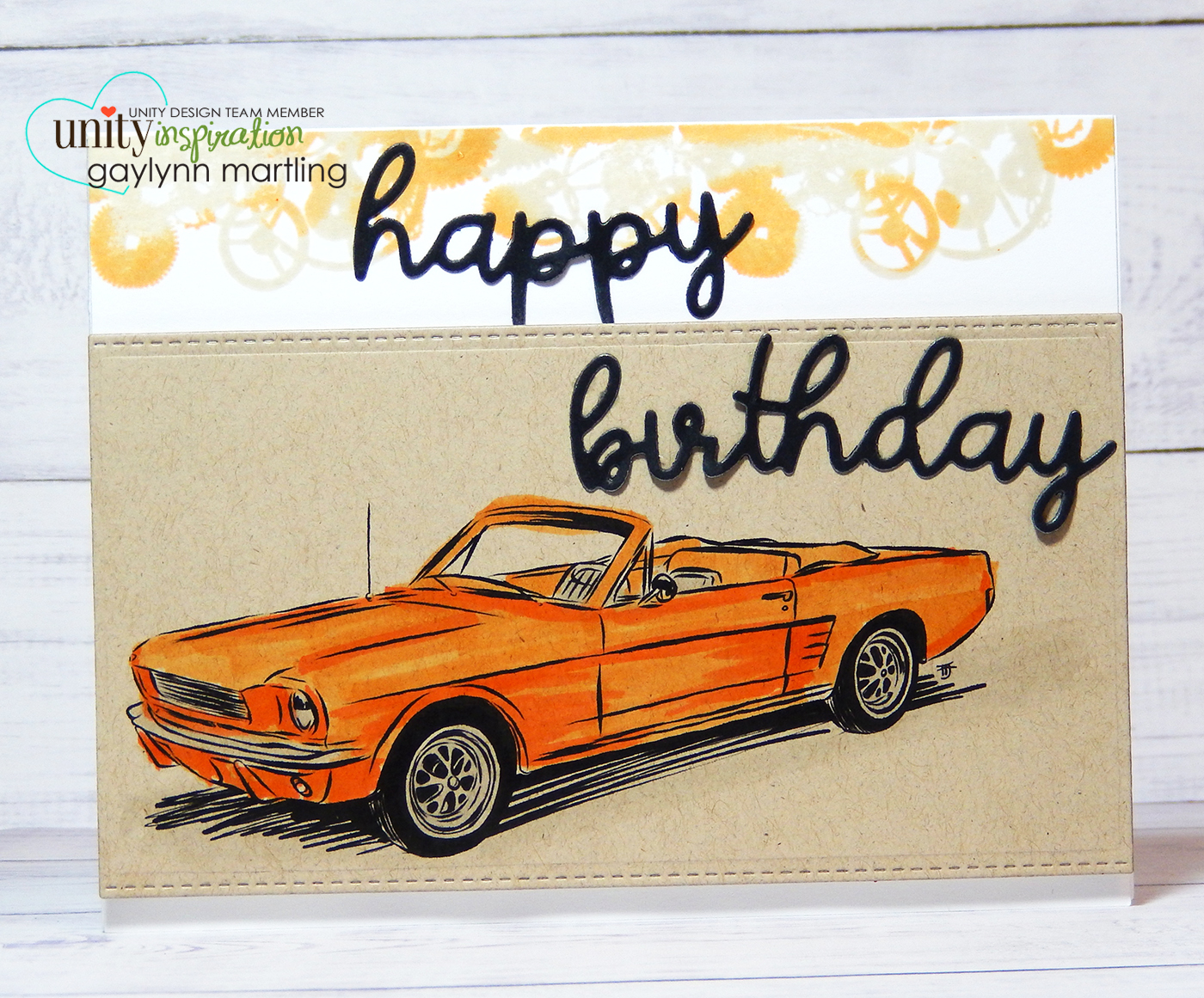 Masculine Happy Birthday Muscle Car Wiring Diagrams