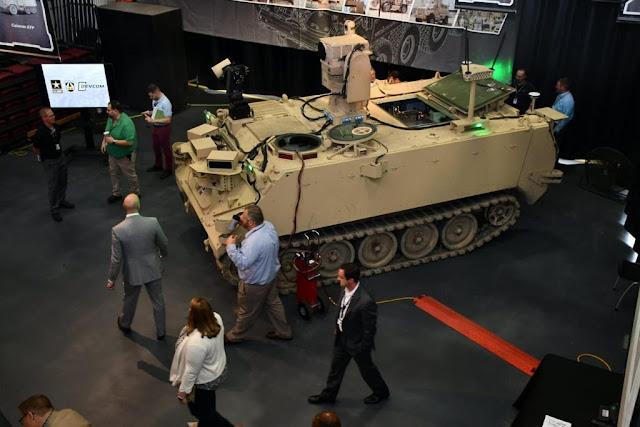 Trung Tâm Nghiên Cứu Hàng Đầu Của Quân Đội Hoa Kỳ Tiết Lộ ROBOT Thiết Giáp