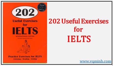 202 Useful Exercises for IELTS [eBook pdf