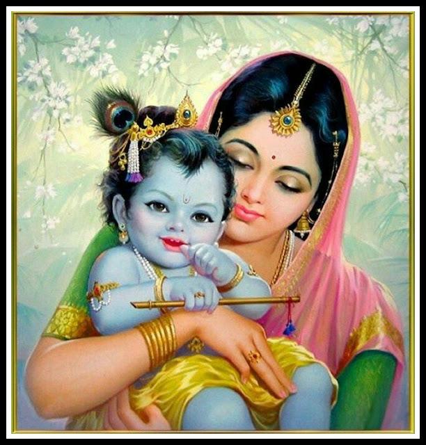 yashoda krishna images free download