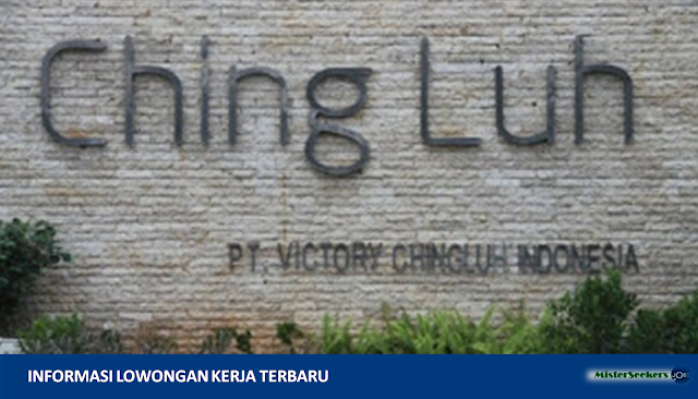 Lowongan Kerja PT. Victory Chingluh Indonesia, Jobs: WWTP Team Member, HSE Officer, Electrical Officer, Technical Officer, Etc