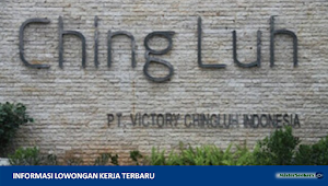 Lowongan Kerja Terbaru PT Victory Chingluh Indonesia
