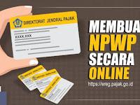 Mudahnya Mendaftar NPWP Online, 15 Menit Selesai