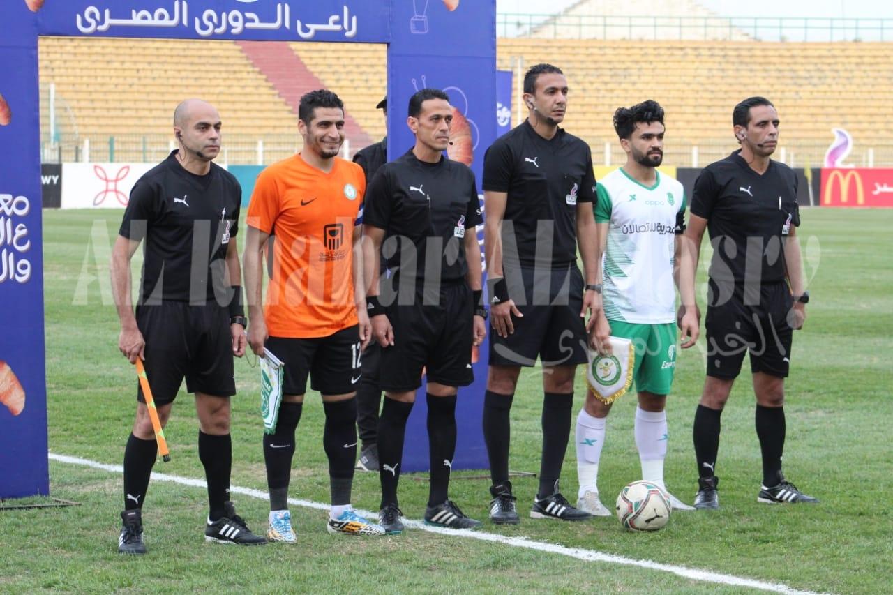 بعدسة الخبرالمصري | شاهد صور مباراة البنك الاهلي و الاتحاد السكندري