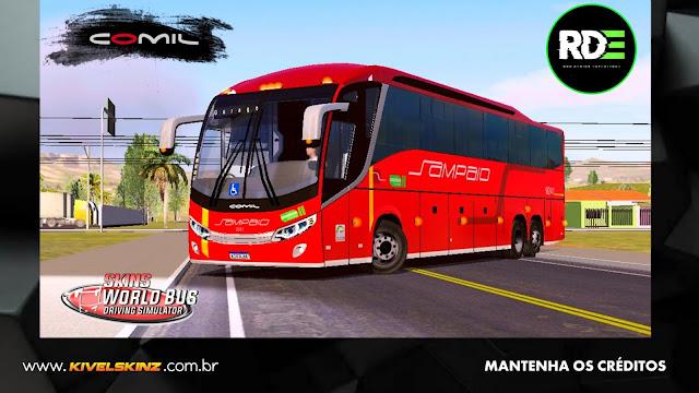 COMIL 1200 6X2 - VIAÇÃO SAMPAIO
