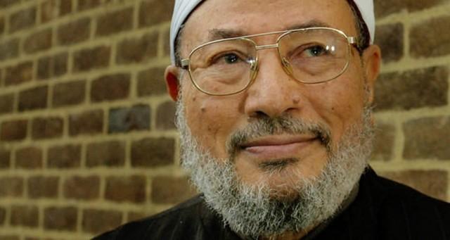 """Arab Saudi, UEA, Mesir dan Bahrain Menetapkan Ulama Terkemuka Syaikh Yusuf Qaradawi Sebagai """"Teroris"""""""