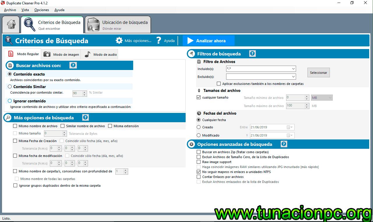 Descargar Duplicate Cleaner Pro