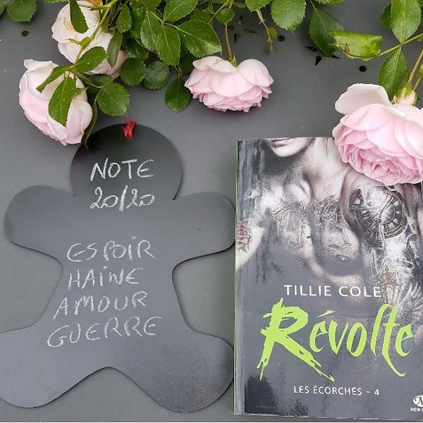 Les écorchés, tome 4 : Révolte de Tillie Cole