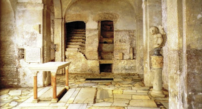 Le Catacombe di San Sebastiano sull'Appia Antica e i resti del Circo e del Mausoleo dinastico di Massenzio - Visita guidata Roma