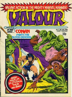 Valour #6, Conan