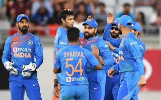 Cricket Highlightsz - New Zealand vs India 2nd T20I 2020