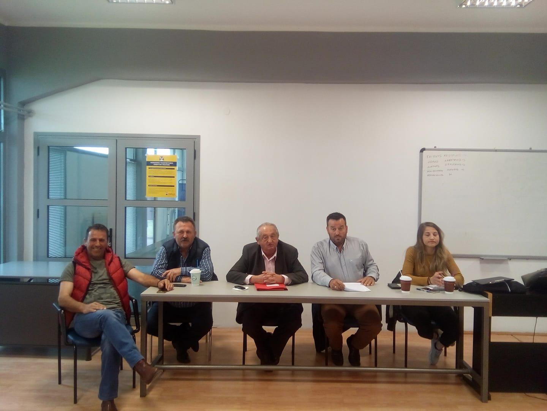 Επιστολή στον Μάκη Βορίδη από τον Κτηνοτροφικό Σύλλογο Δήμου Τυρνάβου - Τι ζητάνε