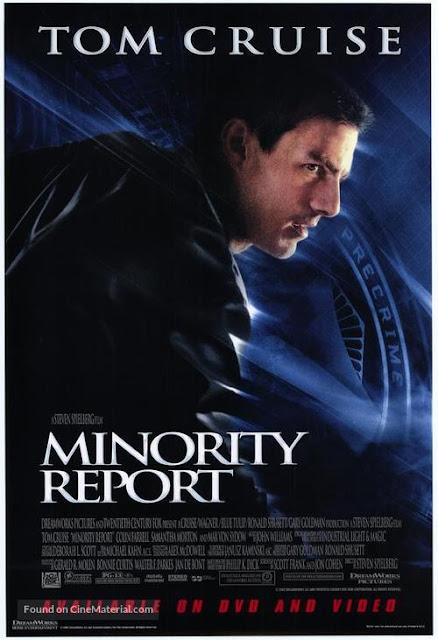 Download Film Minority Report 2002