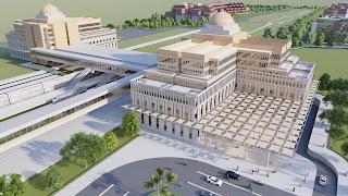 इंटरनेशनल एयरपोर्ट जैसा शानदार लुक Udaipur railway station set to get swanky look