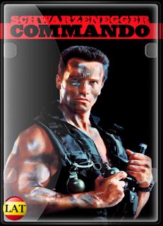 Comando (1985) DVDRIP LATINO/ESPAÑOL