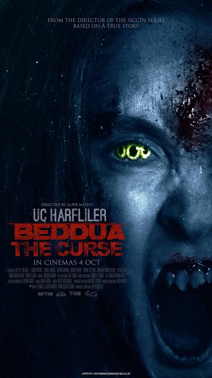 Review Filem Beddua: The Curse