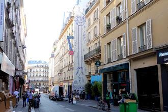 Sunday Street Art : André - rue de la Fidélité - Paris 10