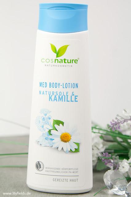 MED Bodylotion Natursole & Kamille