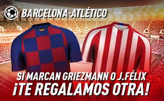 sportium Promo Barcelona vs Atletico 9 enero 2020