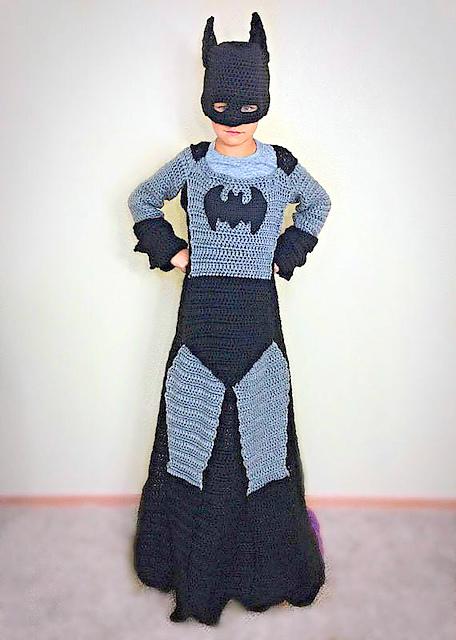 Amvabe Crochet Batman Blanket Crochet Pattern