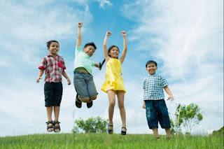 Cara Menjaga Kesehatan Tubuh Anak