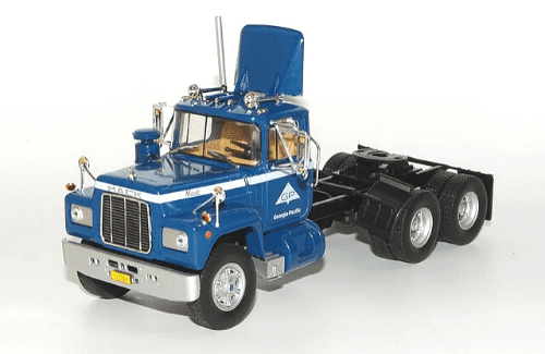 mack serie r 1:43 georgia pacific, camiones 1:43, camiones americanos 1:43, coleccion camiones americanos 1:43, camiones americanos 1:43 altaya españa