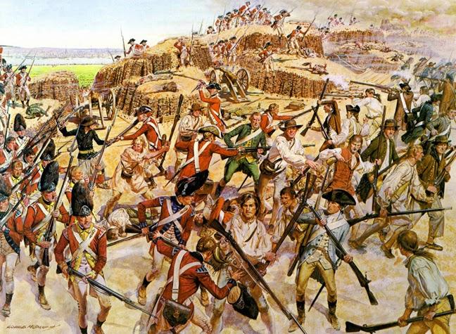 Ο αγώνας των ΗΠΑ για ανεξαρτησία ήταν μια ακόμα πολυδάπανη σύρραξη 513aaf9eaca