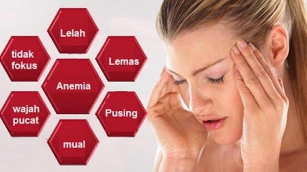 Mengenal Anemia: Gejala, Penyebab dan Cara Mengatasinya