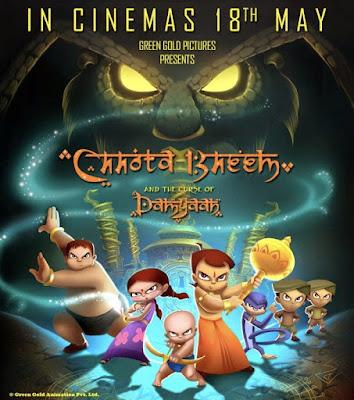 Chhota Bheem and the Curse of Damyaan 2012 Dual Audio Hindi 720p WEB-DL 750mb