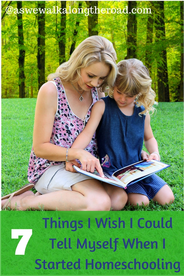 Things to tell a new homeschooling mom