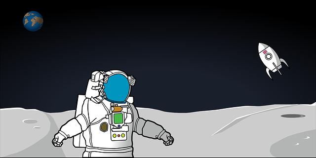 Liburan ke Mars