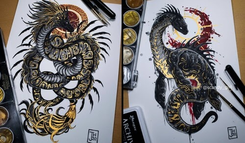 00-Animal-Mythology-Jonna-Hyttinen-www-designstack-co