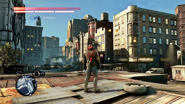 Prototype 2 Remastered  Graphics Mod 2021 - Ray Tracing RTGI Ultra Graphics Mod 2021 [BETA]