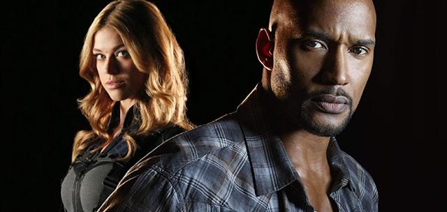Agenta Bobbi Morse (Adrianne Palicki) și Mack (Henry Simmons)