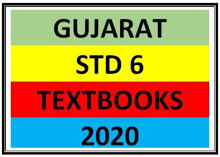 STD 6 Gujarati Medium New Textbooks Download