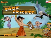 Chota Bheem Book Cricket