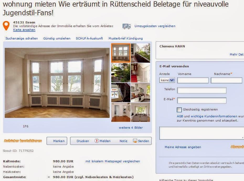 denismelcherr alias clemens hahn wohnung mieten wie. Black Bedroom Furniture Sets. Home Design Ideas