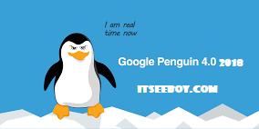 Seo (Update) Algoritma Google Pinguin 4.0 Terbaru, Inilah Yang Perlu Kamu Lakukkan ?