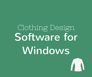 Clothing Design Software for Windows