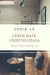 covid-19 - #dirumahaja