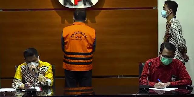 Agar Dipilih Jadi Sekda, Yusmada Suap Walikota Tanjungbalai Rp 200 Juta