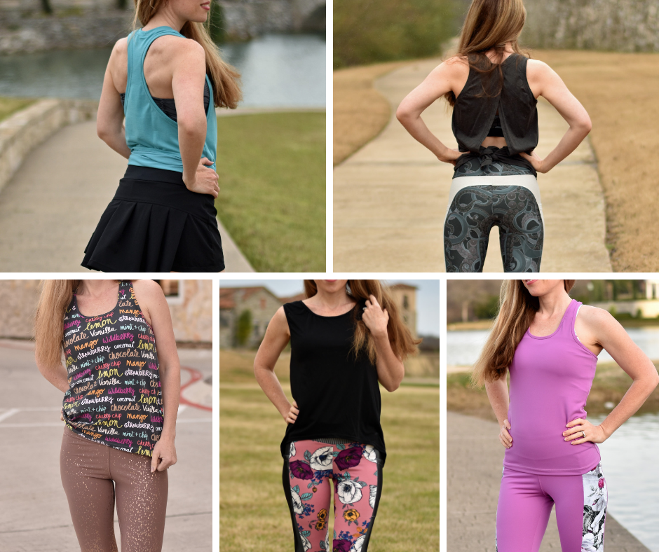 Sew an Athletic Clothes Capsule