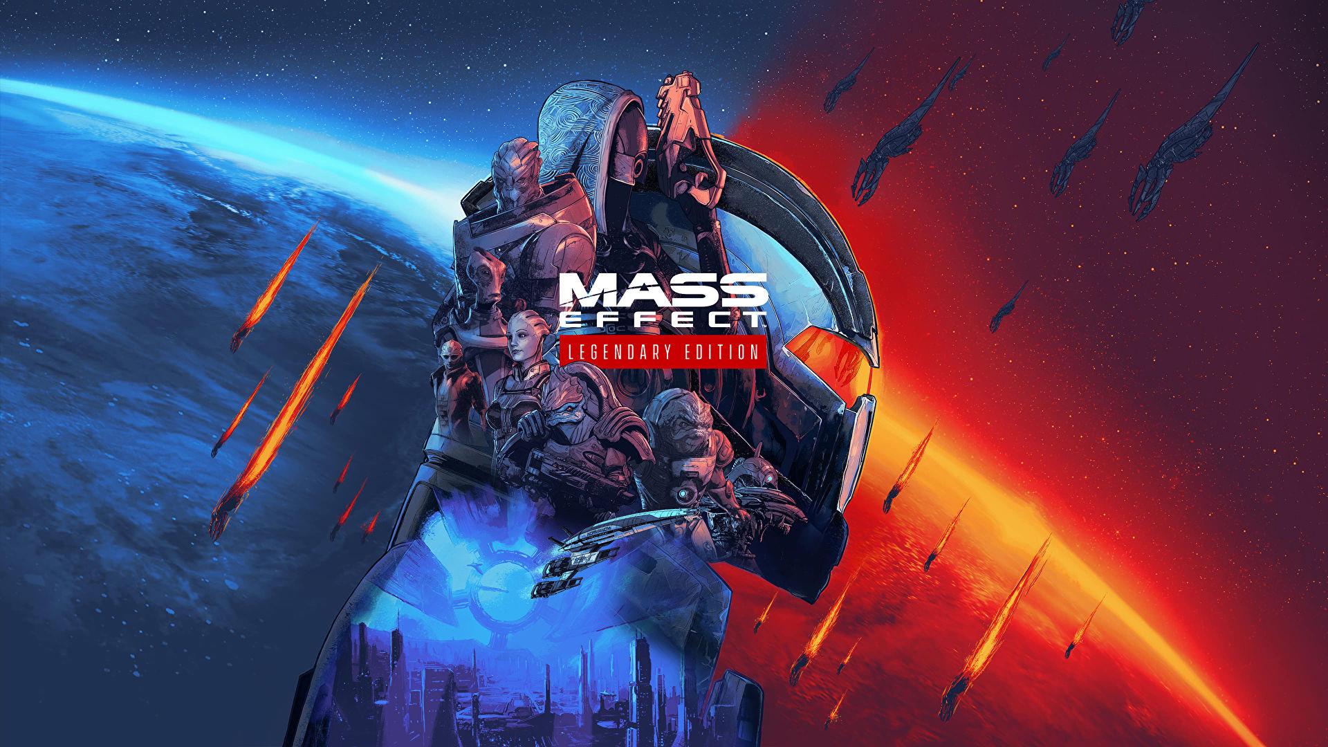 Walkthrough Mass Effect - game guide