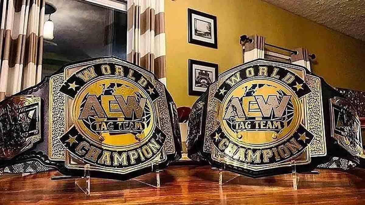 Novos campeões são coroados no AEW Full Gear